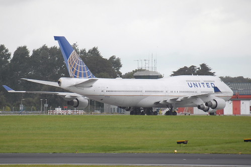 N177UA Boeing 747-422 United Airlines | by eigjb