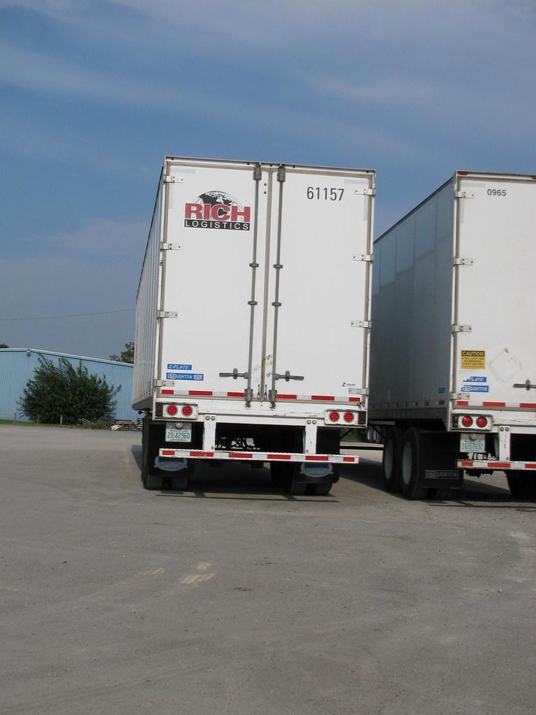 ... Rich Logistics doors | by tnsamiam & Rich Logistics doors | tnsamiam | Flickr