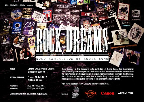 Rock Dreams Poster