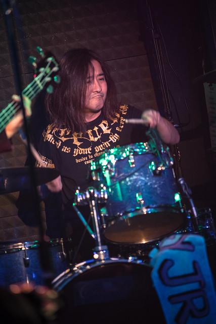 TONS OF SOBS live at Crawdaddy Club, Tokyo, 12 Mar 2017 -00102