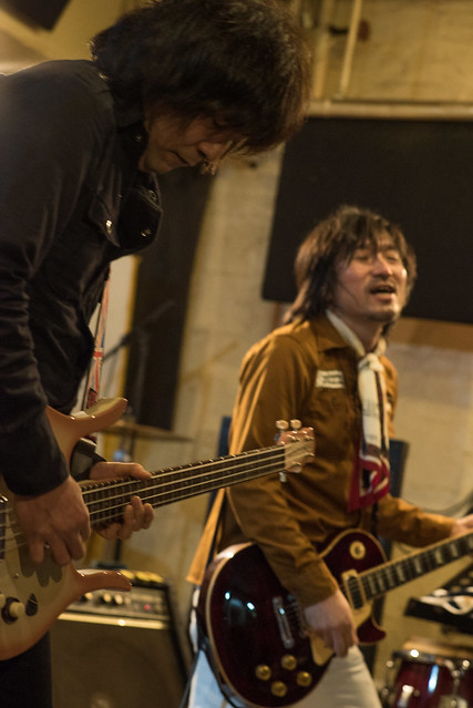 THE ELECTRIC EEL live at Golden Egg, Tokyo, 19 Mar 2017 -00163