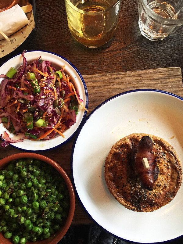 Gluten-free in London (and Beyond)