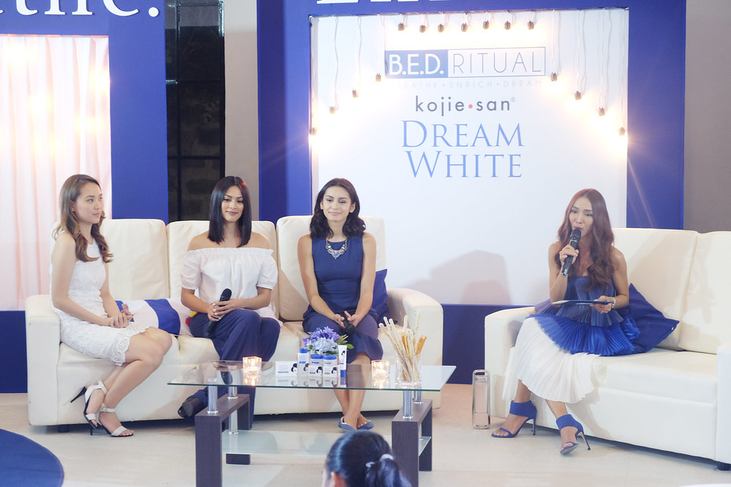 Patty Villegas - The Lifestyle Wanderer - Kojie San - Dream White - Anti Aging Line -5