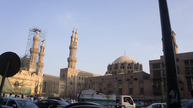 Abu El-Dahab and Al-Azhar Mosques