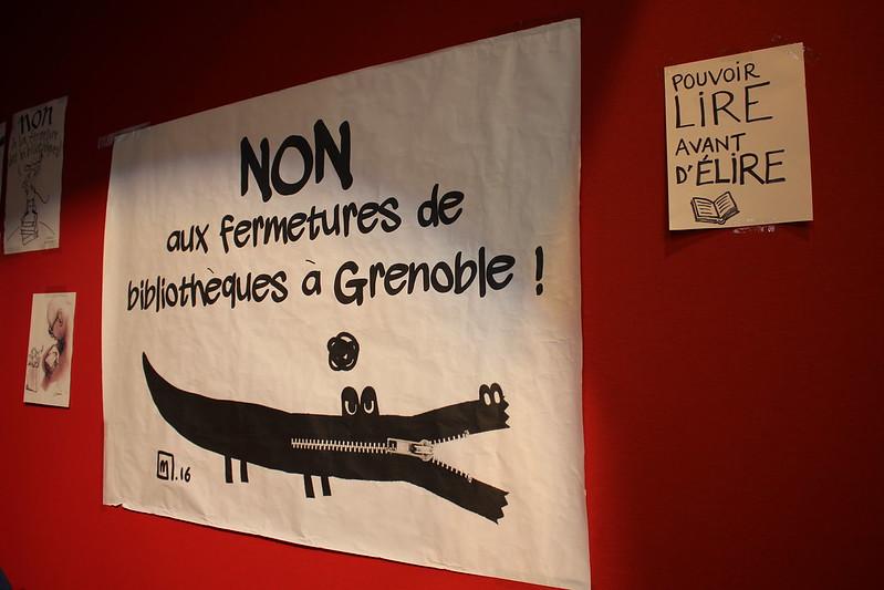 Les bibliothécaires à Livre Paris