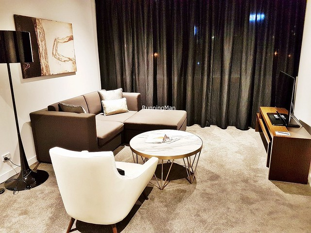 Silkari Suites Chatswood 02 - Living Room