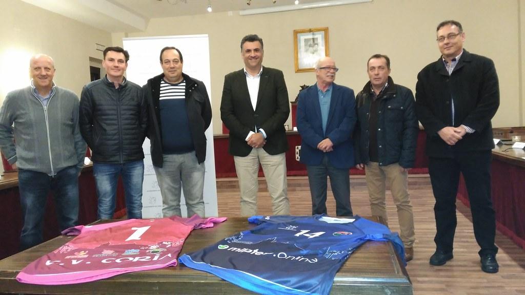 Coria acogerá este fin de semana la Fase Final del Campeonato de Extremadura de Voleibol 2ª división femenina