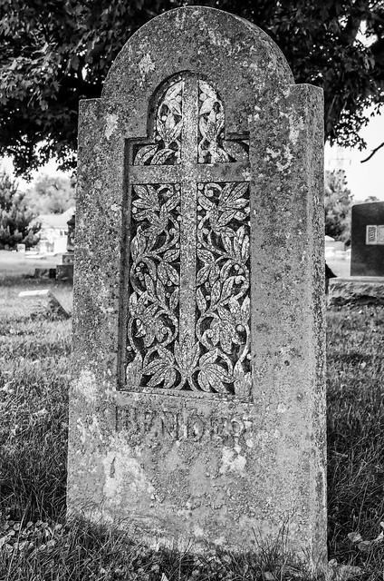 Galesburg, Hope Cemetery - Bender