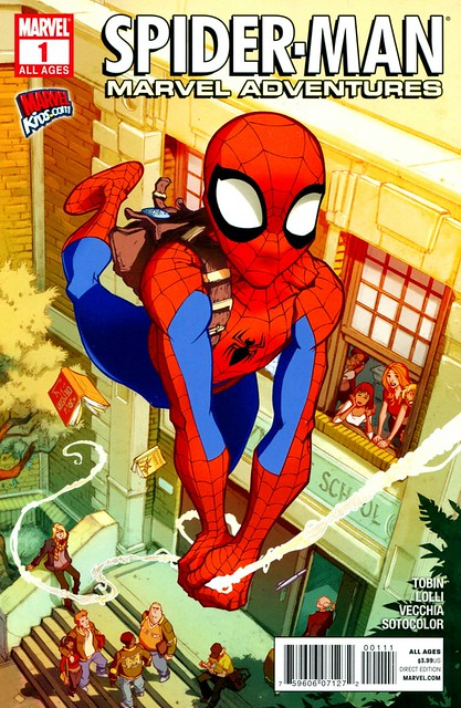 Marvel Adventures Spider-Man v2