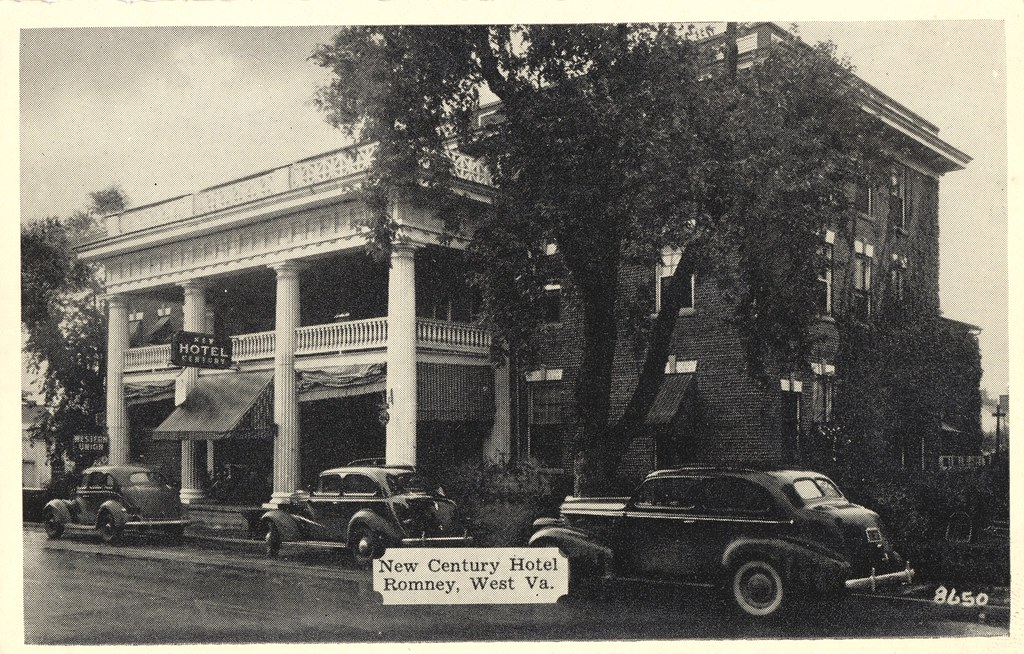 New Century Hotel - Romney, West Virginia