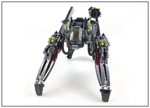 The LEGO Batman Movie 70908 The Scuttler 02