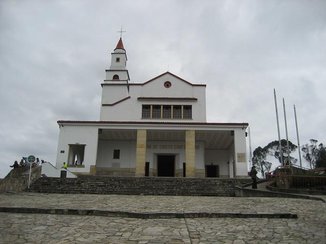 Santuario del Señor Caído de Monserrate (Bogotá, Cundinamarca)