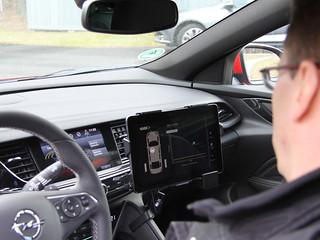 Opel Insignia: Andreas Liljekvist testet das 4x4-System