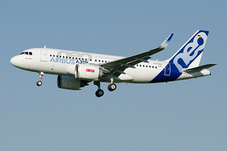 D-AVWA - Airbus A319 NEO - Airbus Flight Test - msn 6464 | by TLS Plane Spotting