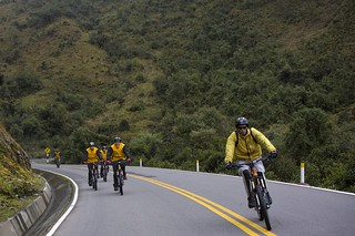Inca Jungle Trail bicicleta | by inkajungletour