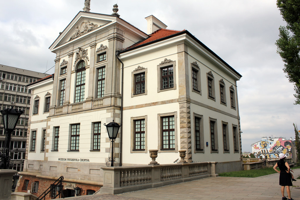 Frédéric Chopin museum, Warsaw