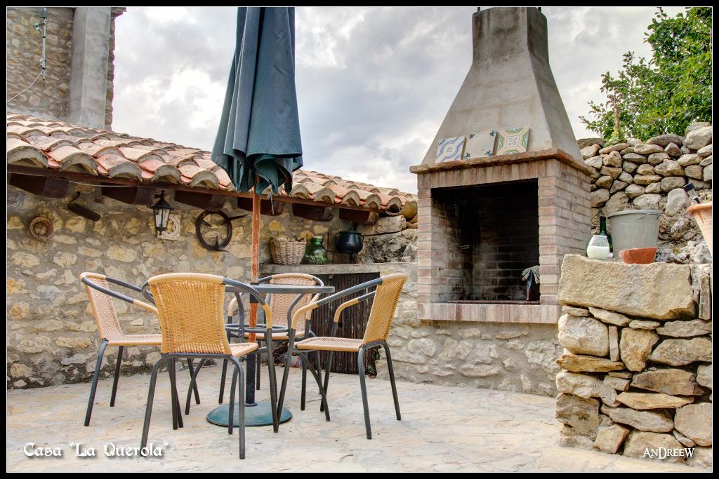 Casa La Querola 39 Terraza Barbacoa Casa La Querola