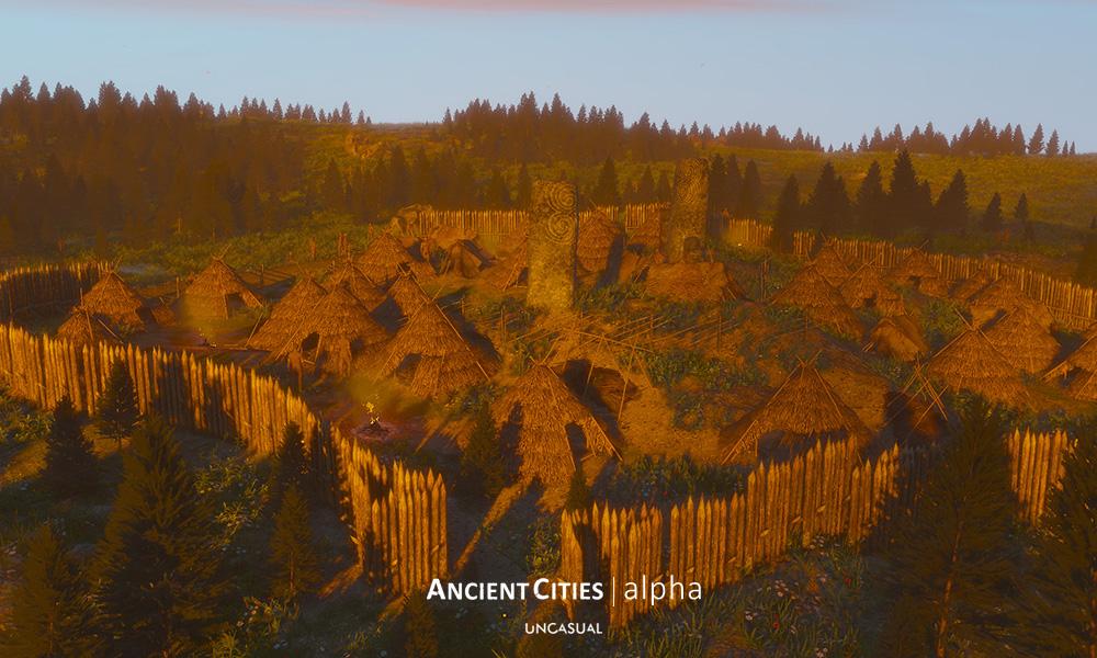 ancient cities monolito