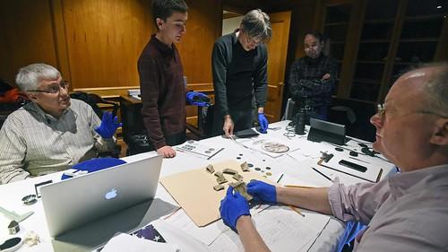 Washington Monument coins examined