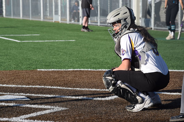 Softball vs. Evergreen 3/7/17