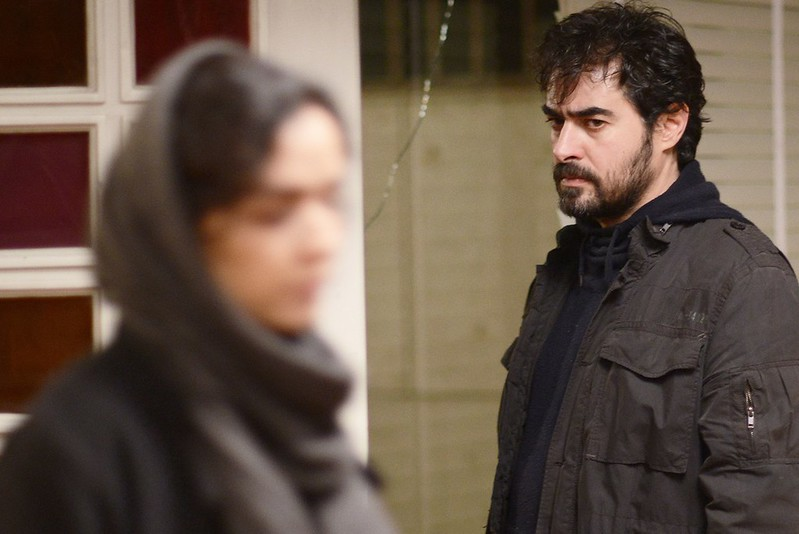 Taraneh Alidoosti and Shahab Hosseini struggle with a traumatic event in THE SALESMAN.