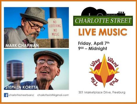 Charlotte Street 4-7-17
