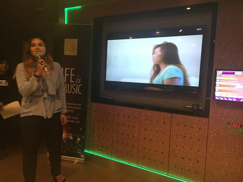 Pelancaran Album 'Suara' Eyza Bahra
