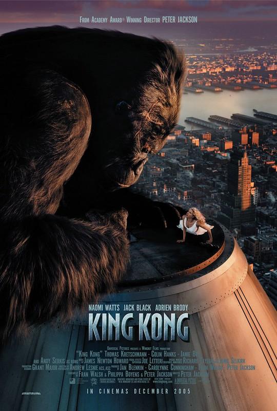 King Kong - 2005 - Poster 5