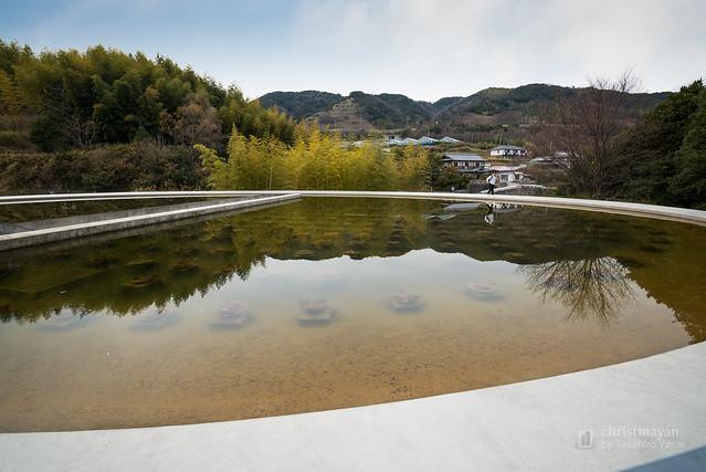 Exterior of Hompukuji Temple, Mizumido (本福寺 水御堂)