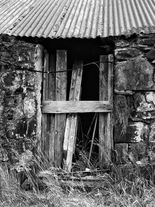Old Barn Letterfearn Loch Duich Scotland United Kingdom
