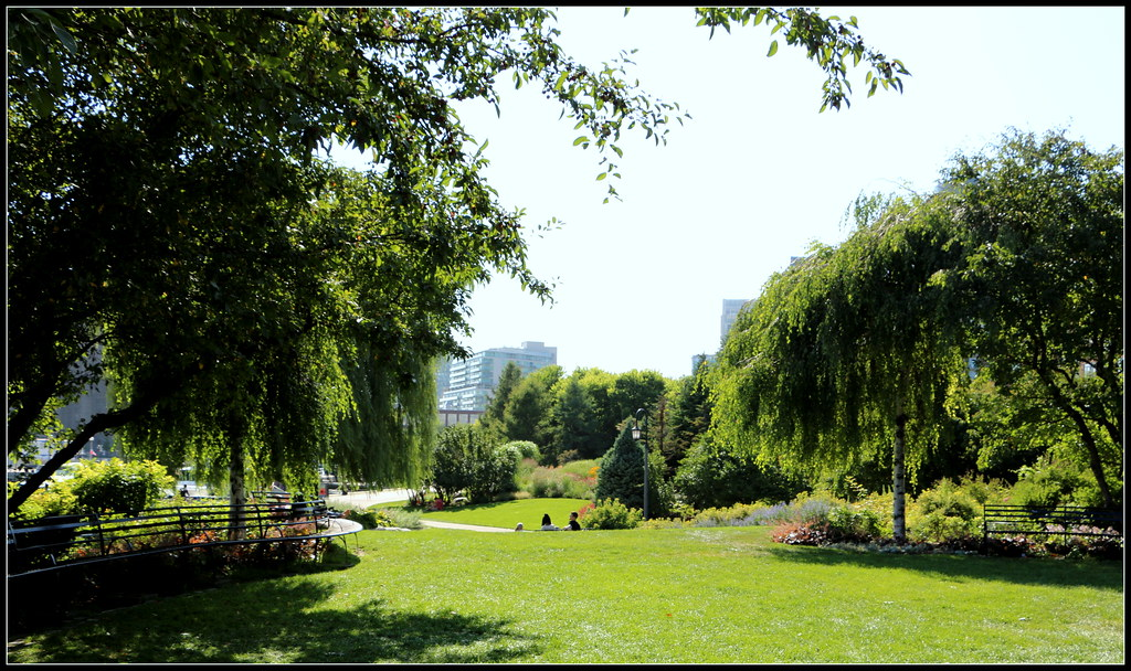 Music Garden, Toronto | This delightful park is part of the … | Flickr