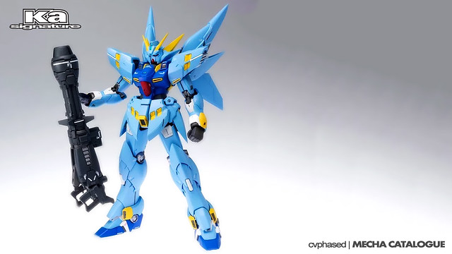 ROBOT Damashii (Ka Signature) Huckebein - In Development