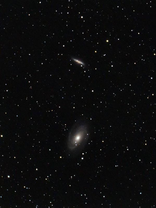 M82, M81 (2016/12/30 02:13)