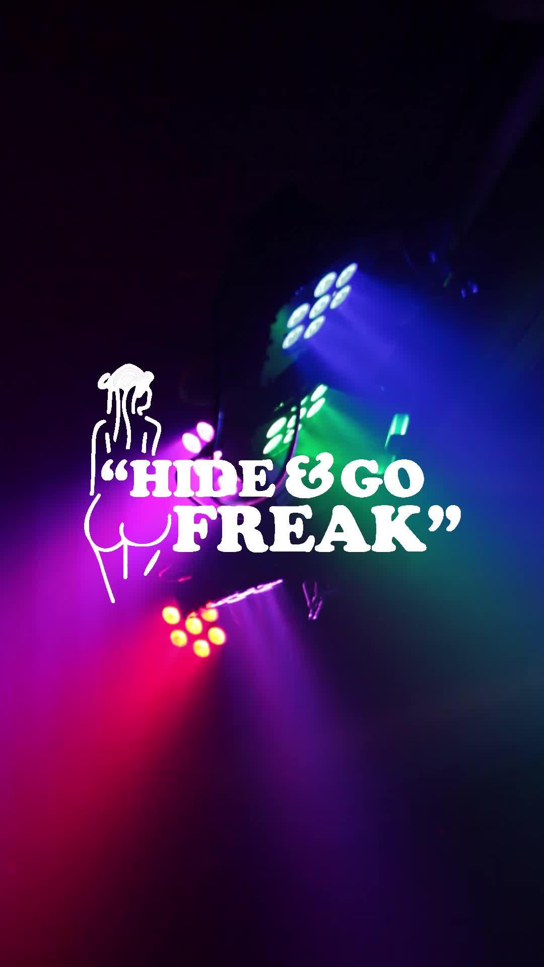 Hide & Go Freak x FLVRS (2017-3-17)