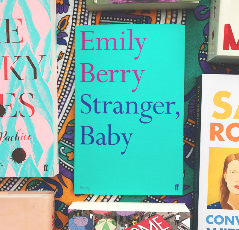 book haul blog stranger baby emily berry book blog