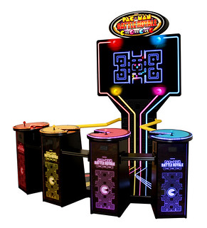 Pac-Man Battle Royale DX Cabinet
