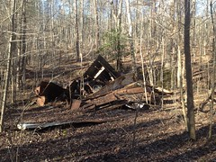 Hunting Camp Ruins