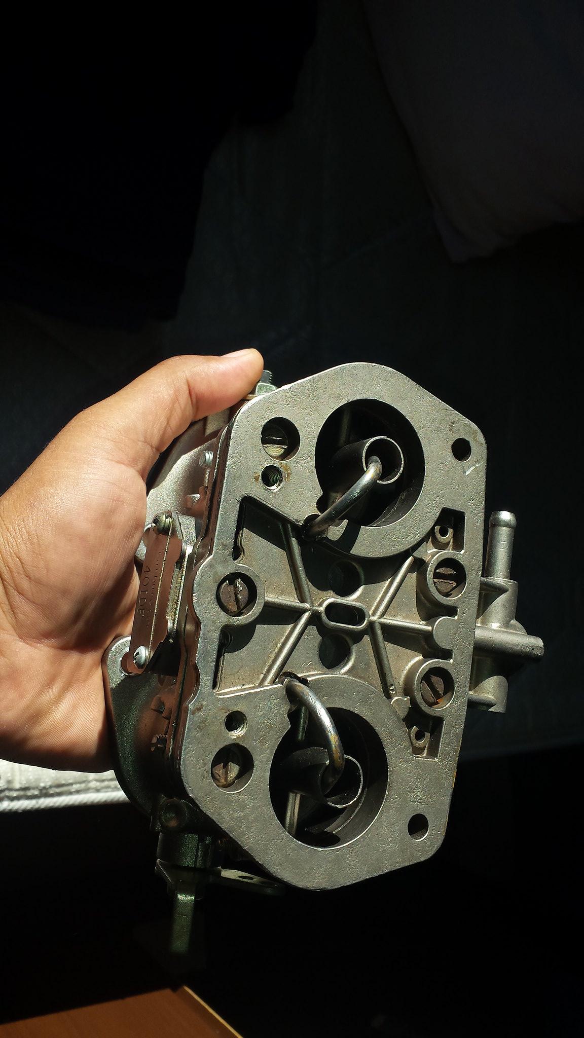 Turbo - Preparação para o Diplomata 88 4 cilindros turbo  33540648626_c4c7a6af39_k