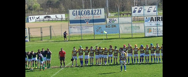 UNDER 16 - Stagione 2016/17 - Modena vs RPFC (Foto Bianconcini)