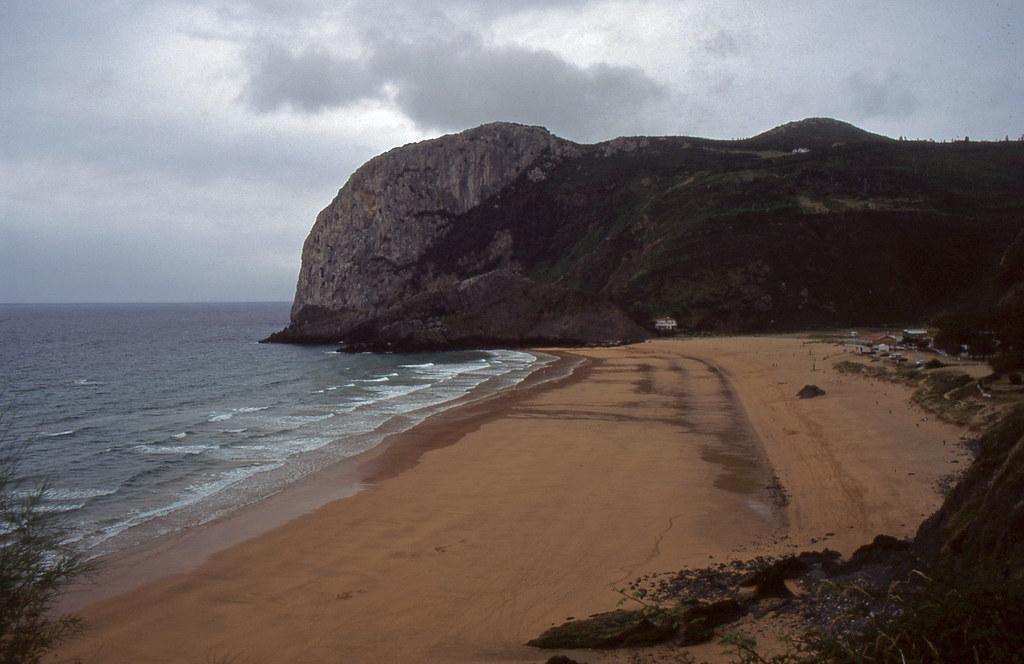 Playa de Laga (País Vasco)