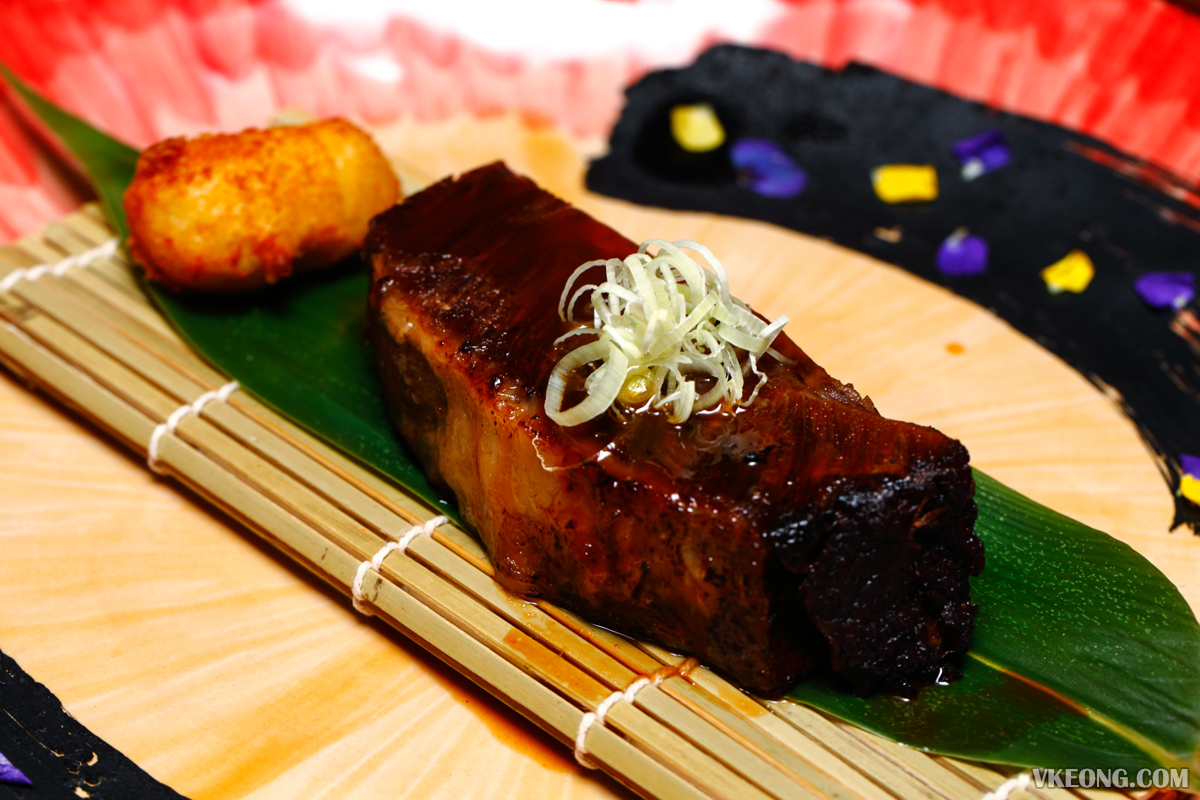 Tatsu Slow Cooked Beef Short Ribs