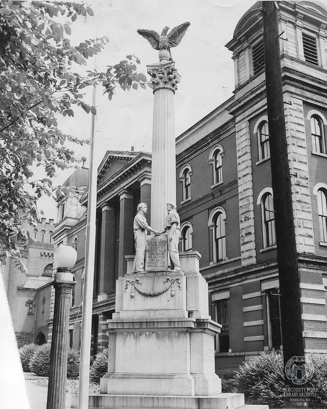Augustus Pollack Memorial Monument