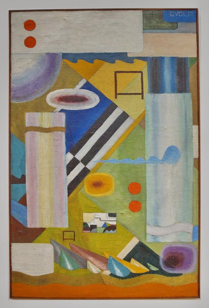 Julius Evola 1898 1974 Paesaggio Interior Ore 1030inn Flickr