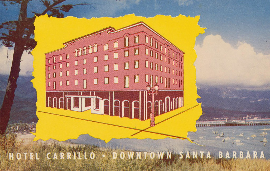 Hotel Carrillo - Santa Barbara, California