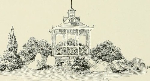 "Image from page 157 of ""Lawns and gardens. How to plant and beautify the home lot, the pleasure ground and garden"" (1897) 