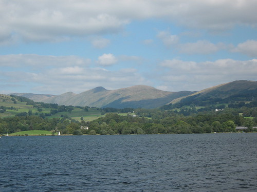 View from Windermere | by Steve Gilham