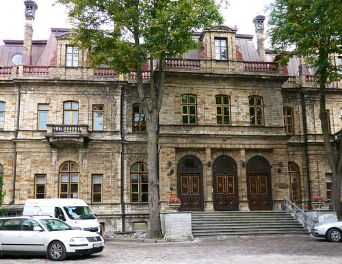 Tallinn estonie palais ungern sternberg construit en 186 for Architecte 3d wikipedia