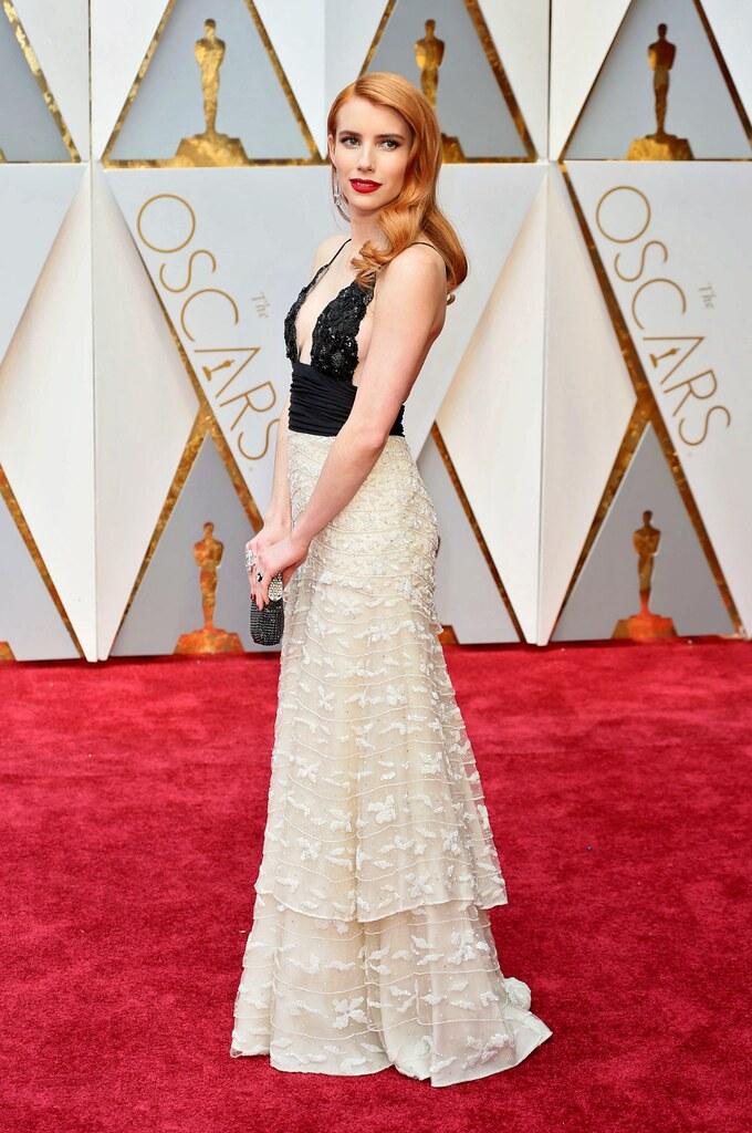 Emma Roberts | Oscars 2017