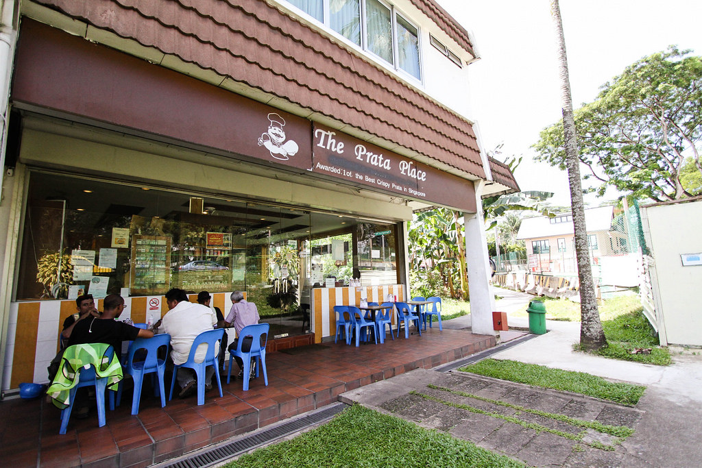Roti Prata: The Prata Place Springleaf