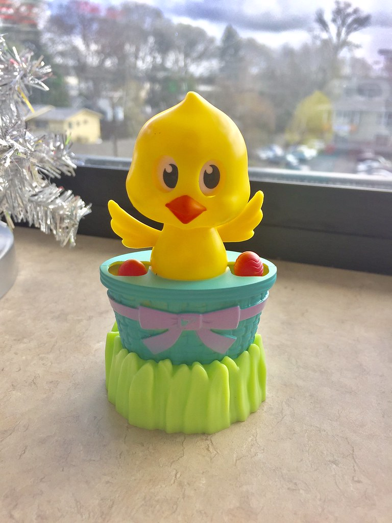 Solar duck
